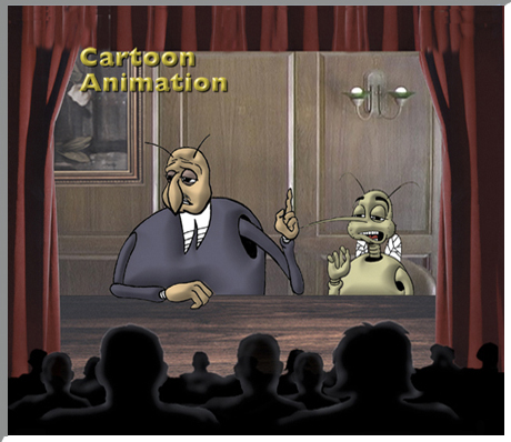 To Aid In The Animation Process Tradition Of And With Great Respect For Old Warner Brothers Disney Hanna Barbera Cartoons